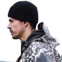 Outdoor Hats 1 PC Men Women Winter Fleece Windproof Warm Caps For Skiing Fishing Cycling Hunting Military Tactical