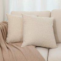 45 * 45 سنتيمتر الكتان 3d التسامي فارغة وسادة حالة fashional وسادة غطاء diy وسادة الكتان رمي وسادة غطاء