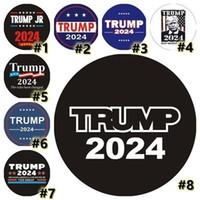 Trump 2024 adesivo de carro Janela de carro Decalque de parede As regras mudaram adesivos presidente Donald Trump Be Back Acesses
