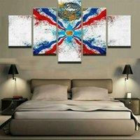 5 Parça Tuval Asur Bayrağı Asur Duvar Sanatı Baskı HD Baskı Posteri Resim Sergisi Yağlıboya Salon Ev Dekorasyonu Resimleri