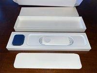 Nuova qualità superiore 44mm Luxury Smart Watch Series Serie 6 Bluetooth Charging wireless Impermeabile dispositivo portatile frequenza cardiaca pressione sanguigna elettrocardiogramma monitor del sonno
