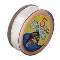 5M 잉어 낚시 태클 PVA 메쉬 물 용해 그물 용해 미끼 리필 피더 백 (25mm)