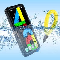 Для Google Pixel 4A 5G водонепроницаемый чехол для телефона для Google Pixel 4A плавать снежный крышка встроенный защитник экрана ударопрочный Capa