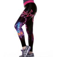 Women's Leggings Ankle-Length Women Pants Digital Print Halloween Bodybuilding Fitness Leggins Casual