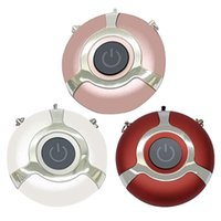 Air Purifiers 2 Pcs Hanging Neck Purifier, Stylish Personal Wearable Necklace Portable Negative Ion Purifier