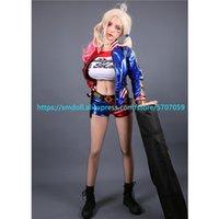 168cm 진짜 실리콘 섹스 인형 로봇 일본어 현실적인 섹시한 애니메이션 구두 사랑 인형 큰 유방 질 성인 전체 생활 장난감