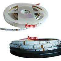 5m / lot 335 LED-Streifen DC12V 60LEDS / M Weiß / Warmweiß / Blau / Grün / Rot IP30 / IP65 / IP67 Lampenband für Auto-Dekoration