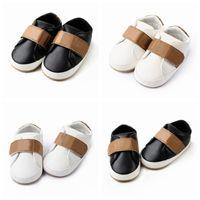 Chaud Sell Baby Baby garçons filles Soft Bas-bas chaussures Casual Enfants Premiers Walkers Kids Mocassins Enfant Towdler Chaussures Chaussures bébé