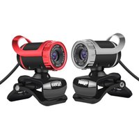 Веб-камеры HXSJ 480P Web Cam с поглощением микрофон MIC для Skype Android TV Rotatable компьютерные спецтехники Специальные эффекты камеры веб-камеры