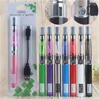 Ego CE4 Starter Kit eGo E Cig Kit 650 900 1100mAh eGo-t battery blister KitsVLJ8