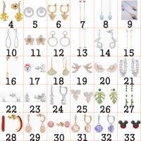 2020 Fahmi 925 argento carino orso orecchino femminile tesoro dolce dolce gioielli originali per le donne