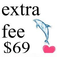 Enlace especial para la tarifa adicional $ 69