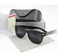 2021 Mann Frau Sonnenbrille Vintage Pilot Marke Sonnenbrille Band Polarisierte UV400 Bans Männer Frauen Ben mit Kasten und Fall