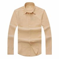 Men's Casual Shirts Homme High Quality Small Colorful Horse 100%Cotton Long Sleeve Camisa Masculina Men Dress Fashion Hombre Chemises