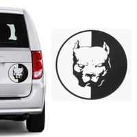 Stricker Bulldog Bulldog Bulldog American Bulldog Terrier Voiture auto Vinyl Decal Autocollant Automobile Autocollant Intérieur Autocollant Voiture Accessoires