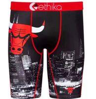 Promosyon Yöntemi! Rastgele Ethika erkek Kaykay Spor Iç Çamaşırı Boxer Hip Hop Rock Özel Moda Sokak Hızlı Kuru Underwea 04545985