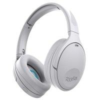 Reproductores de MP4 233621 HUSH Over-Ear Bluetooth Headphone 100H Playtime Ruido Cancelación Forrable Touch Control Profundo Bass Inalámbrico Auriculares