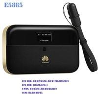 Huawei E5885LS-93A Mobile WiFi Pro2 avec batterie de 6400mAh Power Batterie et bande de port RJ45 NOUVEAU 2021