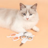 Edelstahl Haustier Nagel Clipper Hunde Katzen Pflege Nais Schere Trimmer Haustiere liefert Gesundheit Sauber Nützliche Werkzeuge WY1328