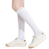 Golf Women's Stockings Breathable Sunscreen Calf Over Knee Stovepipe Beautiful Legs Ice Stockings