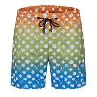 الرجال الصيف السراويل ضئيلة رياضة اللياقة البدنية كمال الاجسام تشغيل الذكور قصيرة بانت الركبة طول تنفس شبكة المصممين ملابس الشاطئ
