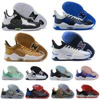 2021 رجل بول جورج حذاء PG 5 V PE 5S أبولو البعثات ناسا مبيعات كرة السلة أحذية PG5 الرياضة أحذية رياضية حجم US7-12