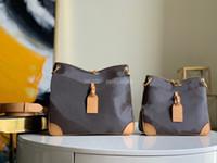 Concepteurs de luxe Odéon mm sac stylé fonctionnel en cuir naturel bandoulière en cuir TOP femmes designer sacs à main croisés M45353
