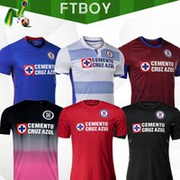 2020 2021 Club Cruz Azul Soccer Jerseys 20/21 الصفحة الرئيسية Third Third Third Shirts Liga MX Camisetas de Futbol Kit Goalkepeer Jersey