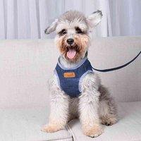 Haustierweste Typ Cowboy Wanderhund Brustgurtanzug Pet Safety Gürtel Traktionsseil