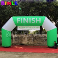 Custom Giant Advertising Inflatable Race Arch,Start Finish Line Archway For Sports Event Manufacturer China
