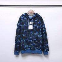 Бренд б Куртка дизайнерские толстовки для мужчин мальчики девушки осень зима мода свитер камуфляж пуловер я проснулся, как это толстовки