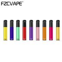 Original Fzcvape Nano Disposable E cigarettes Pod Device Kit 2500 Puffs 1000mAh Battery 6ml Prefilled Pods cartridges Vape Pen VS Bar Bang XXL