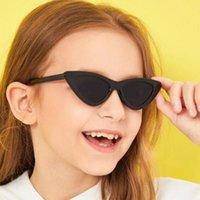 أطفال نظارات الأطفال القط العين النظارات الشمسية بنين والفتيات الأزياء والأطفال النظارات الطفل