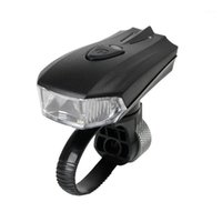 Lumières de vélo 4 modes Phare de vélo Phare de vélo de guidon LED Lampe de guidon rechargeable MTB Mountain Head Light Cycling Accessoires1