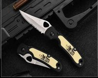 1Pcs Tactical Survival Mes Multifunctional Folding Fruit Blade Hunting Campsite Portable Military Outdoor Self-Defense