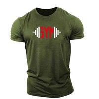 Erkek T-Shirt 2021 T Gömlek Spor Kasları için Gömlek Sportwear Açık Erkek Spor Tişörtleri Hoşgeldiniz Stil Kulübü Özelleştirmek