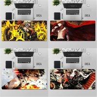 Mauspads Handgelenkstützen Fhnblj Top Qualität Bakugou Katsuki Laptop Gaming Pad Große Tastaturen Matte