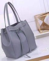 Cabas Phantom Drawstring Lace-up sacola, ombro Messenger Bandbag Coisas Sacos, bolsas de couro mão com pó