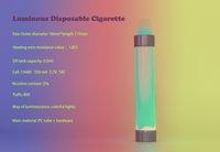 Il logo dei prodotti di sigaretta luminosa monouso EKS e modelli individuali può essere personalizzato OEM