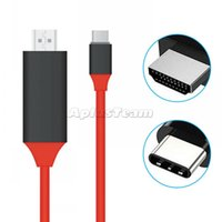 1080P HDTV Cables Type-c High Quality TV Digital AV Adapter for Phone to HDMI-compatible Cable Splitter Switcher