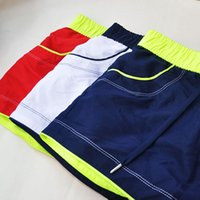 Hombres pantalones cortos de playa poliéster suelto pantalones cortos hombres maillot de bain homme jogger stroy kapielowy hombre gozo shorts gailang