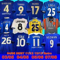 94 96 95 97 99 12 13 11 12 Finale Retro Jersey Torres Hazard Lampard David Luiz Zola Gullit 05 05 06 07 08 Terry Robben Gullit Soccer Jerse