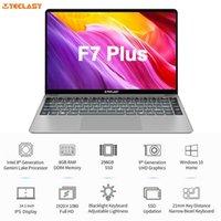 """Laptops Teclast F7 Plus 14.1"""" Laptop 8GB RAM 256GB SSD Windows10 1920*1080 Intel Celeron N4100 WIFI Backlit Keyboard Ultra-Thin Notebook"""
