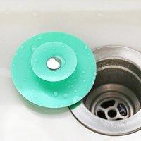 Silicone Sink Capelli Filtro Pavimento Dracco da bagno Cucina Cucina Simpatico Deodorante Stopper Lavandino Sinvallo Bacino Stopper WLL56