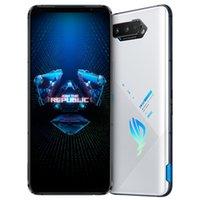 "Original Asus Rog 5 5g Handy Gaming 12 GB RAM 128 GB 256GB ROM Snapdragon 888 64MP NFC 6000mAh Android 6.78 ""Am gelöschter Vollbild-Fingerabdruck-ID Gesicht Smart-Handy"
