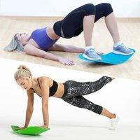 Аксессуары Доска брюшная нога обучающая нога Упражнение домашнего тренажерного спортзала Скручивание Фитнес оборудование Yoga Талия тренировки