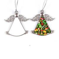 NewsNowFlake Anhänger Sublimation Weihnachtsschmuck Metall Thermische Übertragung Drucken leeres Ornament weiß kundenspezifisch DIY