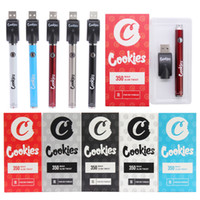 Galletas Twist Battery SF Slim 350mAh Infermo 3.3-4.8V Precaliente VV Cartucho California Vape Blister Batter Pen para carros de hilo 510