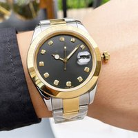 Men Watch Automatic Mechanical Watches Ladiy Wristwatch 40MM Top 316 Stainless Steel Case and Strap Montre de Luxe High Quality Free Transpo