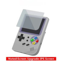 RG 300 Retro Video Games 3.0 inch IPS Portable Handheld Games Console FC Console Retro Game Player Built in 3000 Classic GAMES